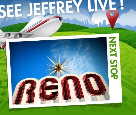 See Jeffrey Live!